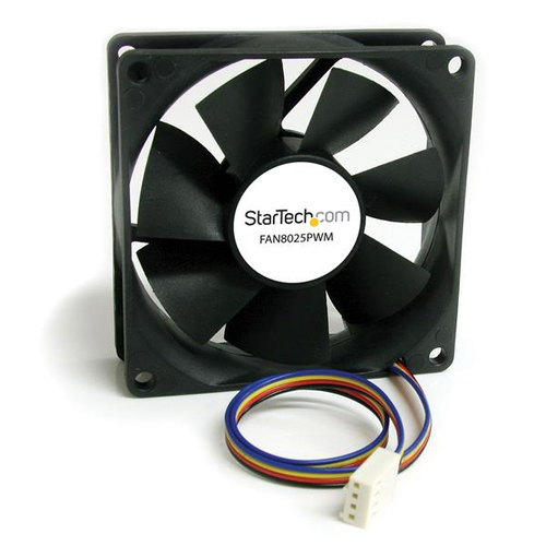 80X25MM PWM COMPUTER CASE FAN