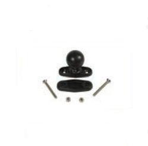 BALL D-SIZE 2.25 FLAT 2.5 CLAMP