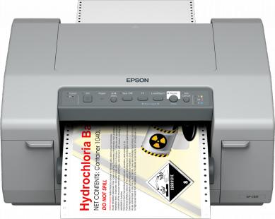 GP-C831 EPSON PRINTER