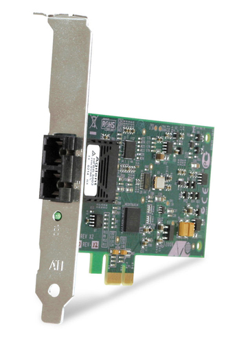 100FX/SC PCIE ADAPTER CARD PXE