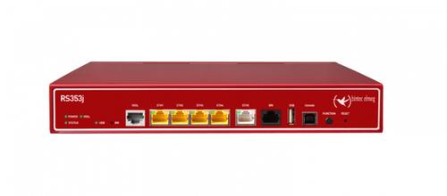 BINTEC RS353JV - IP ACC ROUTER