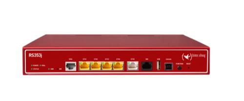 BINTEC RS353J - IP ACC ROUTER