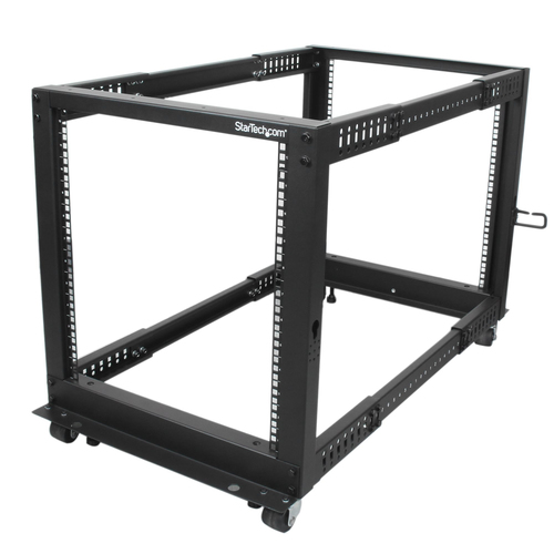 12U SERVER RACK - OPEN FRAME