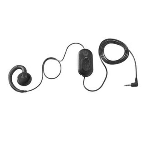 AUDIO HEADSET 2.5MM F/ PTT VOIP