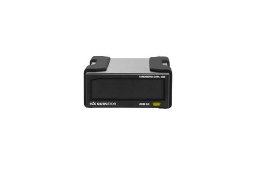 RDX EXTERNAL DRIVE BLACK USB 3+