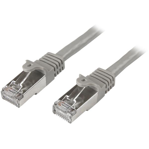 0.5M GRAY CAT6 SFTP CABLE