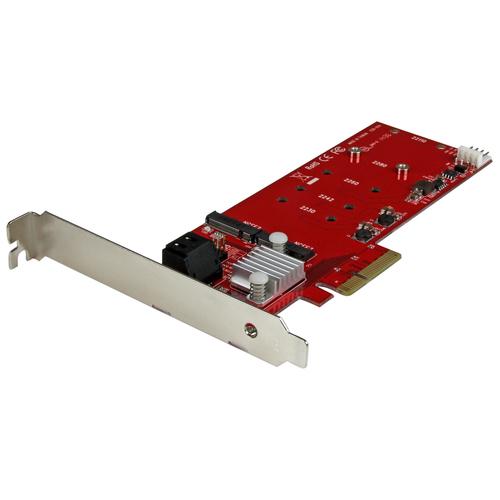 M.2 RAID CONTROLLER CARD PCIE