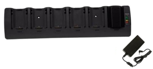 6 SLOT SPARE BATTERY CHARGER