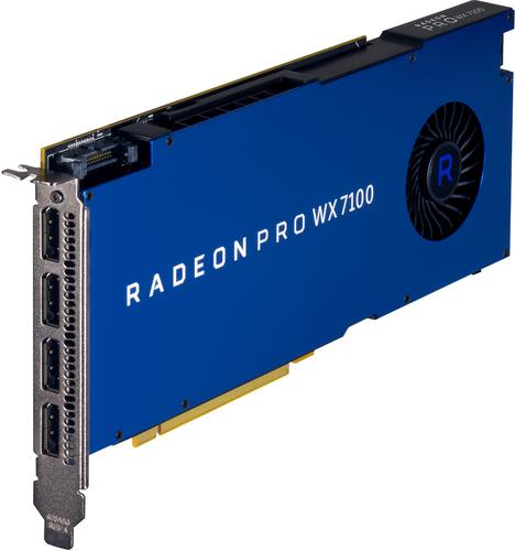 AMD RADEON PRO WX 7100 8GB