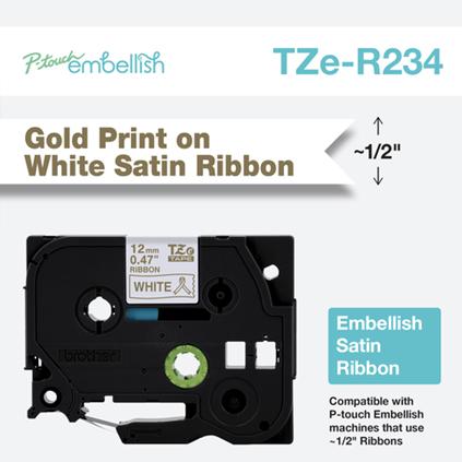 TZE-R234 LAMINATED TAPE