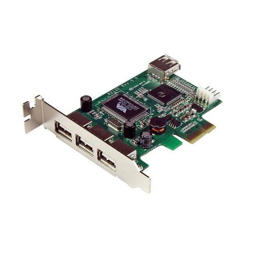 4 PORT LP PCIE USB CARD
