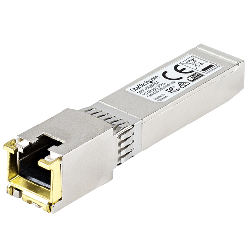 10GBASE-T SFP+ - 10G COPPER