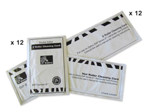 CLEANING CARD KIT ZXP SERIES8