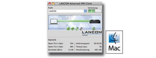LANCOM ADVANCED VPN CLIENT