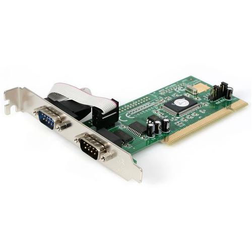 2 PORT PCI SERIAL ADAPTER CARD