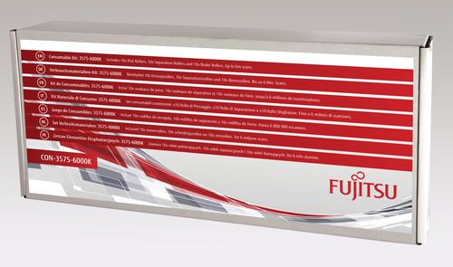 CONSUMABLE KIT FI-6400 TEN PACK