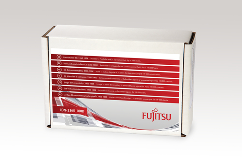 CONSUMABLE KIT F/ SCANSNAP