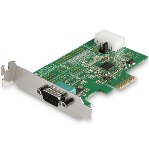 1 PORT RS232 SERIAL PCIE CARD