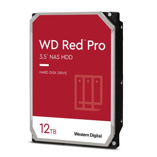 12TB RED PRO 256MB CMR