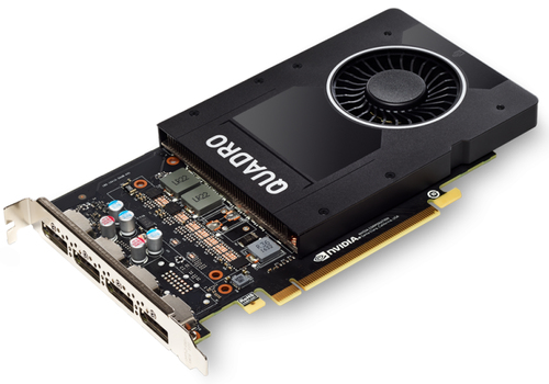 QUADRO P2200 5 GB GDDR5X