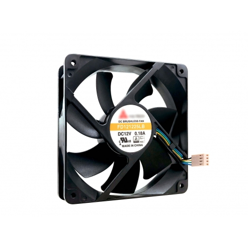 120X120X25MM FAN 12V 4PIN