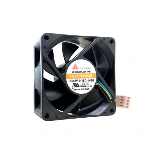 70X70X25MM FAN 12V 4PIN