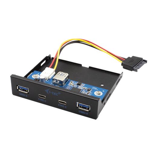 2X USB-C/USB 3.0 PANEL