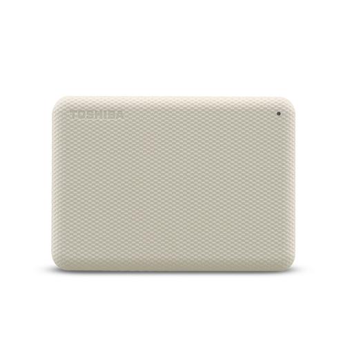 CANVIO ADVANCE 4TB WHITE