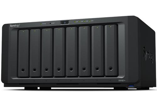 DS1821+ 8BAY 22GHZ QC 4GB DDR4