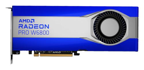 RADEON PRO W6800 32 GB GDDR6