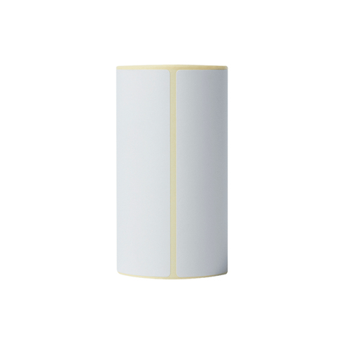 SINGLE ROLL LABELS WHITE
