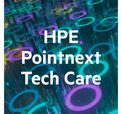 HPE 1Y PW TC Crit DL360 Gen9 SVC