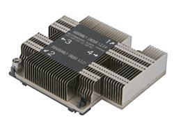 1U PASSIVE PPT CPU HEATSINK