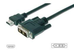 HDMI Adapterkabel, 10m, FullHD