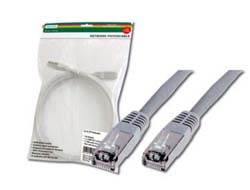 CAT 5E F-UTP PATCH CABLE.15M