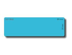 SLP-1BLB BLUE LABEL 28X89MM