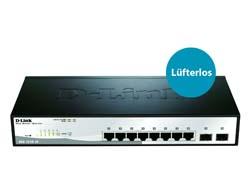 Switch D-Link 1000M DGS-1210-10 10Ports