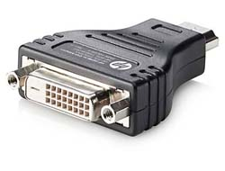 Adapter HP HDMI-ST<>DVI-BU