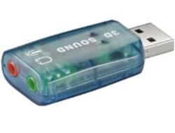USB 2.0 SOUND CARD