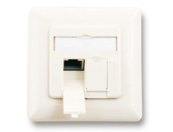 CAT6 SURFACE MODULAR OUTLET