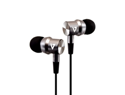 3.5MM STEREO EARBUDS ALUMINUM