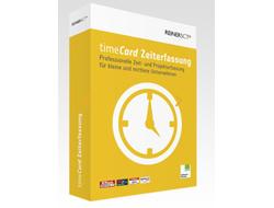 REINER SCT timeCard 6 Zeiterfassung Erweiterung um 25 ESD