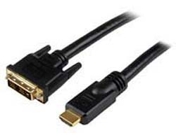 1.5M HDMI TO DVI-D CABLE M/M