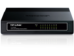 TP-LINK Switch TP-Link 10/100 16P.