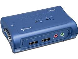 2 PORT USB KVM SWITCH KIT